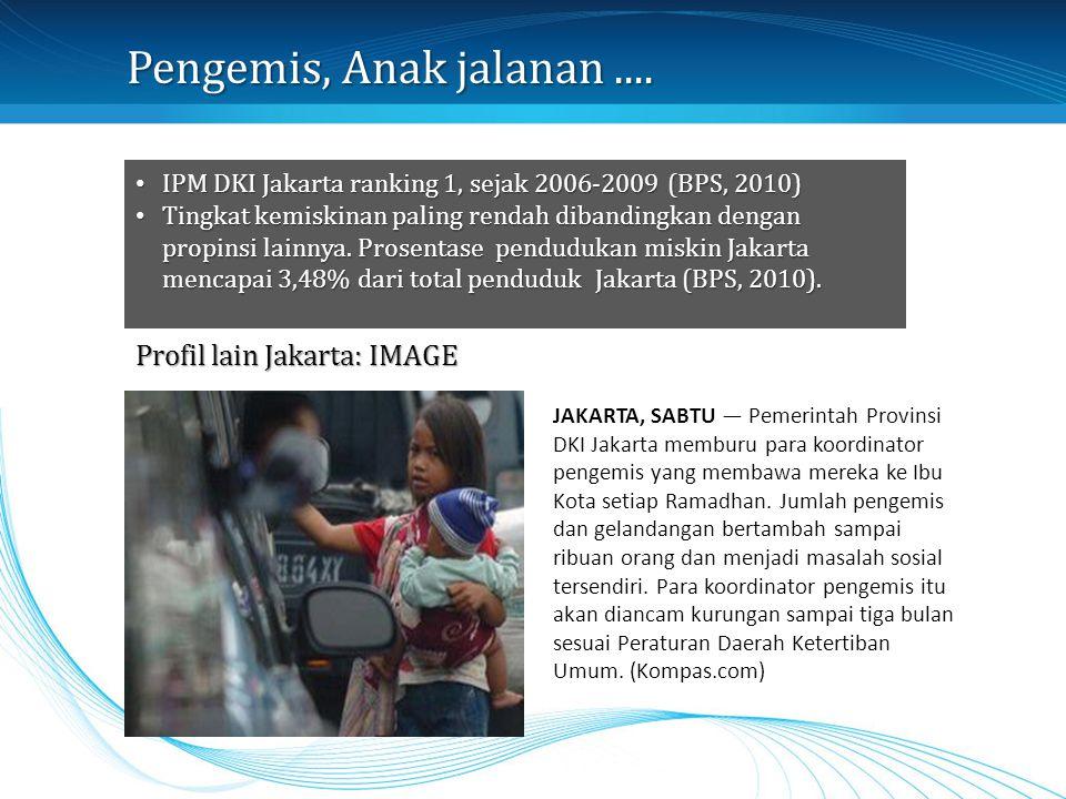 Pengemis, Anak jalanan.... JAKARTA, SABTU — Pemerintah Provinsi DKI Jakarta memburu para koordinator pengemis yang membawa mereka ke Ibu Kota setiap R
