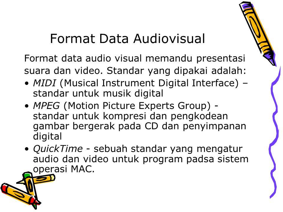 Markup Language Tipe lain dari format data adalah Markup Language.