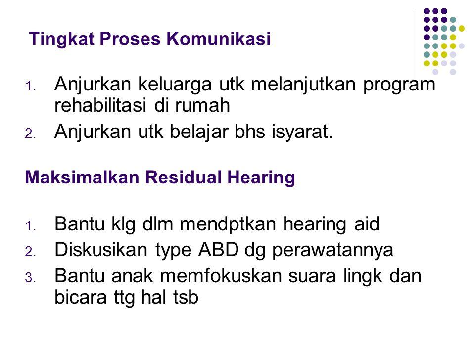 B. KEADAAN FISIK Dpt menunjukkan salah satu dari gejala berikut: 1)Wardenburg Syndrom 2)Cerument Obturant 3)Radang telinga ( Otitis eksterna, Otitis m