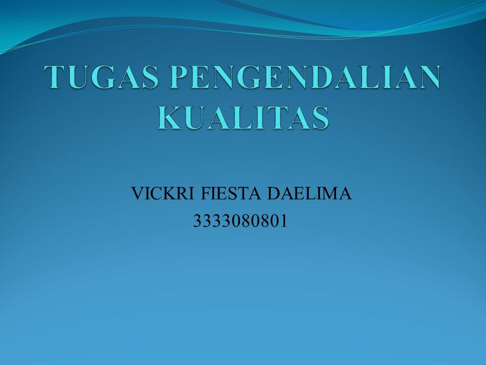 VICKRI FIESTA DAELIMA 3333080801