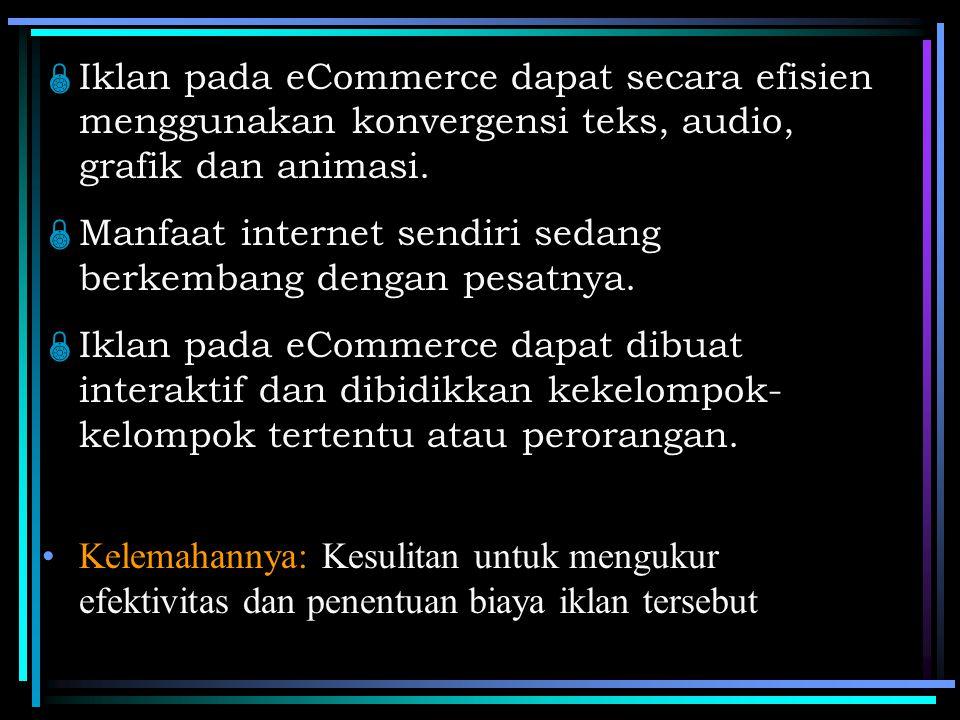 Tujuan periklanan digolongkan menurut sasarannya : 1.Iklan Informatif bertujuan untuk membentuk permintaan pertama dengan memberitahu pasar tentang produk baru, mengusulkan kegunaan baru suatu produk, menjelaskan pelayanan yang disesiakan, mengoreksi kesan yang salah, mengurangi kecemasan pembeli.