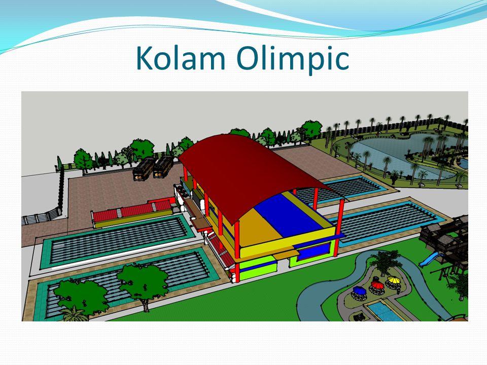 Kolam Olimpic