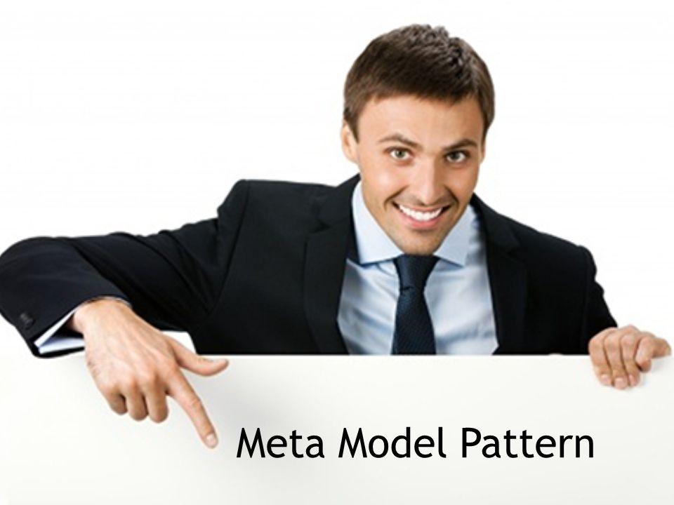 Meta Model Pattern