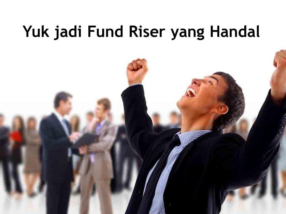 Yuk jadi Fund Riser yang Handal