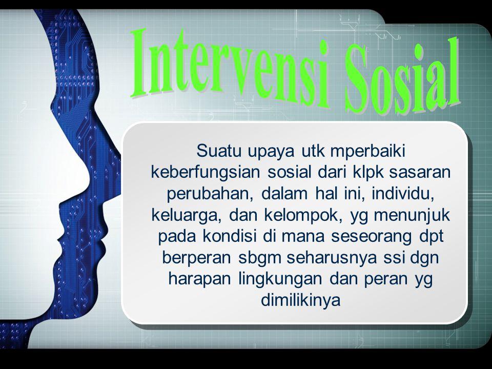 TERAPAN PSIKOLOGI SOSIAL  Intervensi Sosial  Bidang Hukum ● Proses Investigasi Kasus Tindak Pidana ● Proses Peradilan  Bidang Kesehatan ● Pendampin