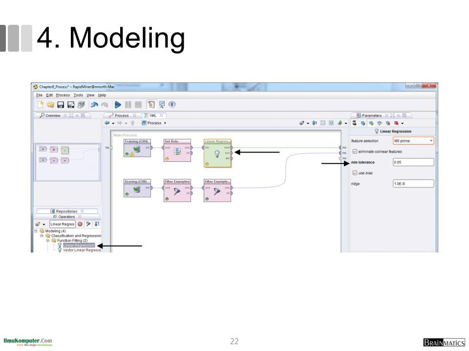 4. Modeling 22