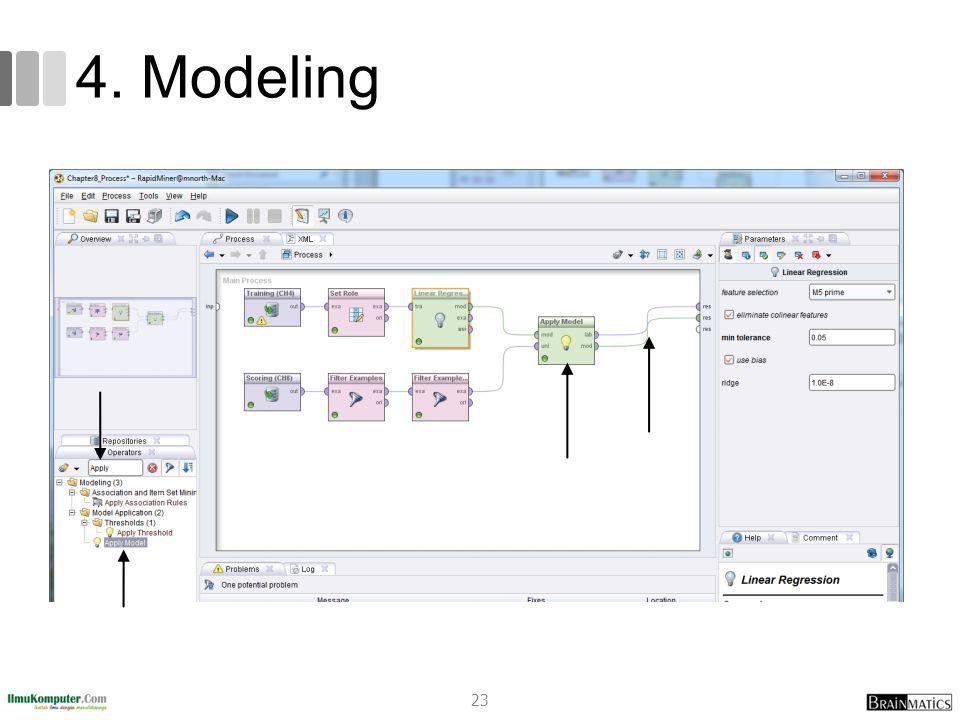 4. Modeling 23
