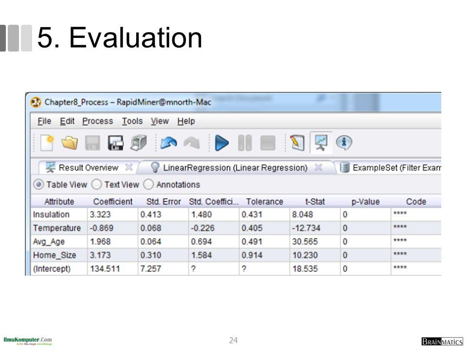 5. Evaluation 24