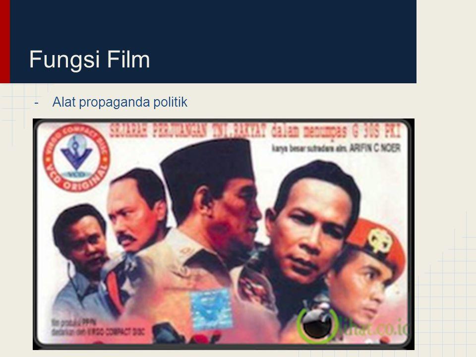 Fungsi Film -Sumber inspirasi