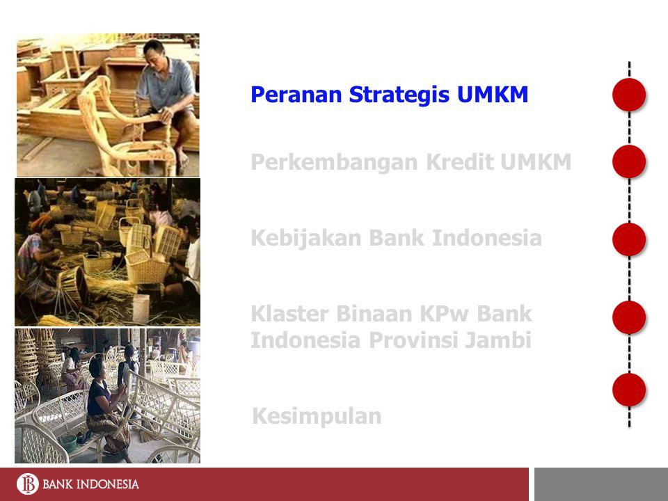 13 KERJASAMA PROGRAM PENGEMBANGAN UMKM MoU BI dgn Kementan Pengembanga n Klaster Mendorong pembentukan Asuransi Pertanian Mendorong Skema Pembiayaan bagi UMKM No.13/1/GBI/D KBU/NK& 03/MOU/RC.1 10/M/3/2011 Tgl.16.03.2011 MoU BI dgn Kemenkop- UKM Mendirikan Lembaga- lembaga yang memberi konsultasi kepada UMKM No.10/NKB/M.