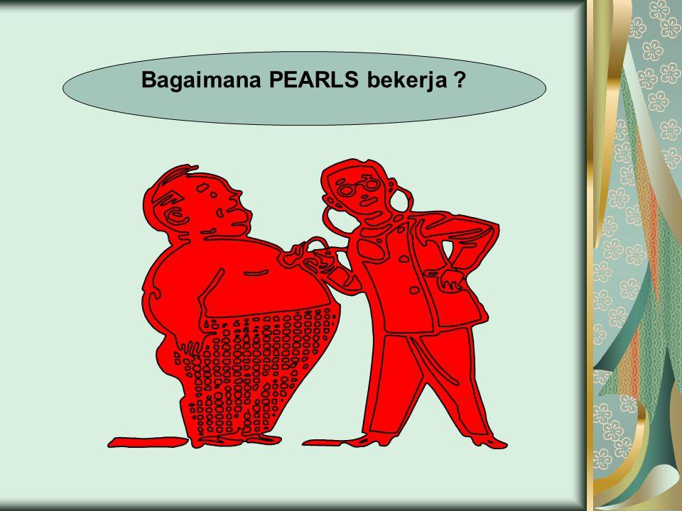 Bagaimana PEARLS bekerja ?