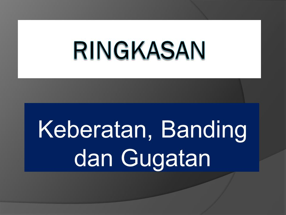 diajukan Keberatan Ditjen Pajak KPP Dalam jangka waktu 3 bulan Sejak tgl.