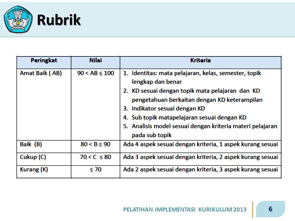 6 Rubrik