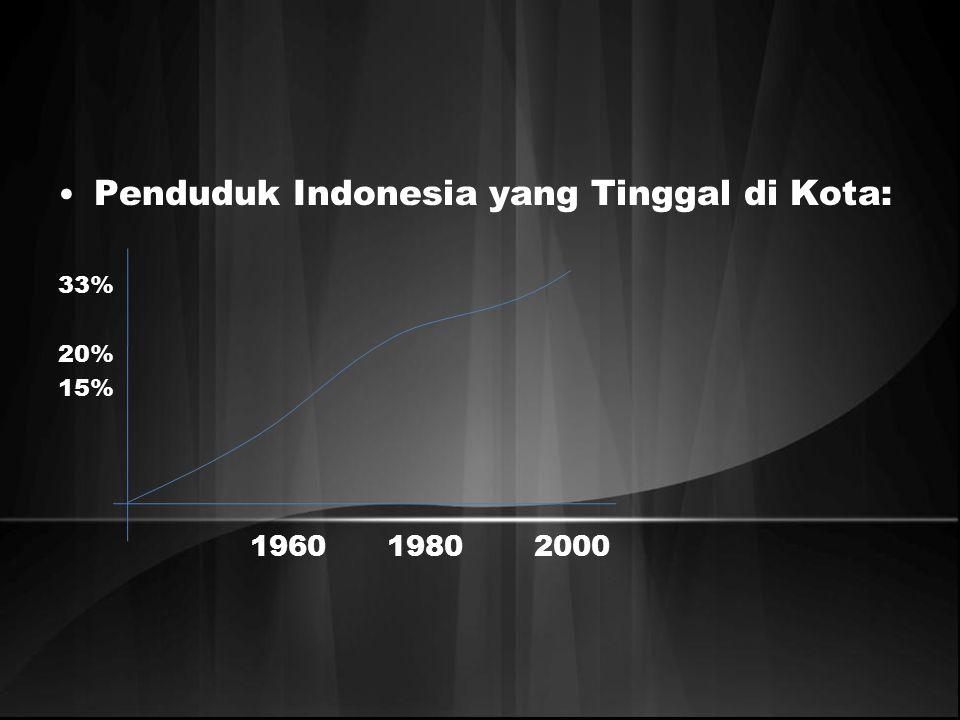 Ketenagakerjaan Masalah ketenagakerjaan di Indonesia sekarang ini sudah mencapai kondisi yang cukup memprihatinkan ditandai dengan jumlah penganggur dan setengah penganggur yang besar, pendapatan yang relatif rendah dan kurang merata.