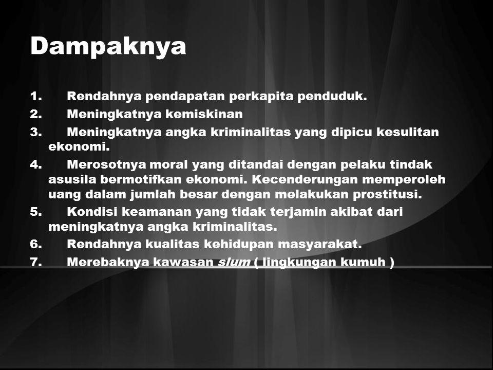 sumber : Kantor Statistik Kotamadya Yogyakarta sumber : Kantor Statistik Kotamadya Yogyakarta MASALAH KEPENDUDUKAN Pembagian penduduk kotamadya Yogyakarta menurut kelamin, 1971-1980 dan 1990