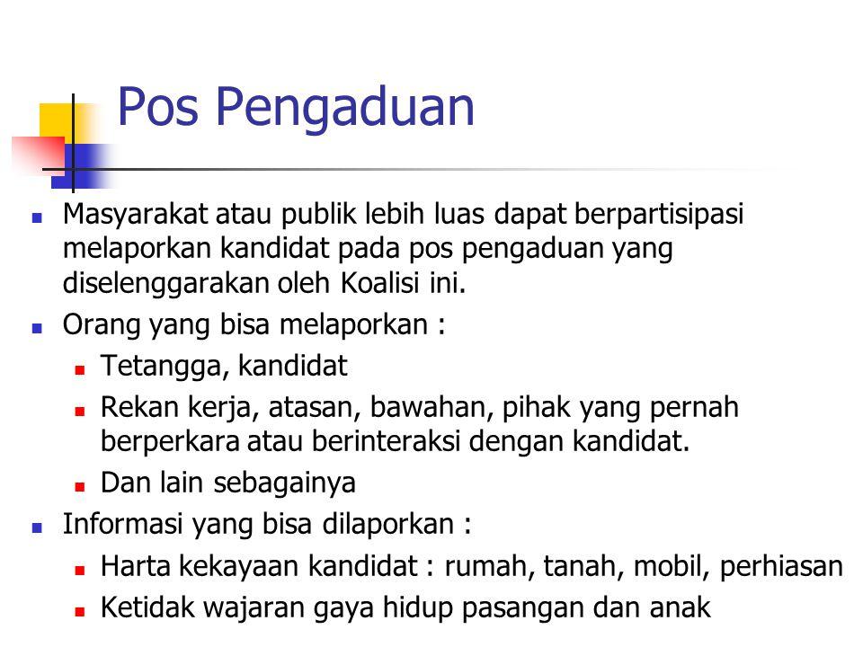 NoProvinsiLembaga dan Kontak Person 1.Banten Masyarakat Transparansi (MaTa Banten) Jl.