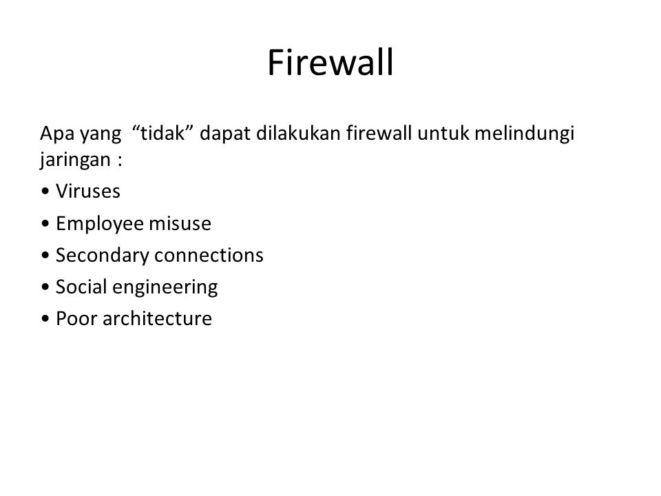 Firewall Packet inspection dilakukan firewall dengan memeriksa traffic berdasarkan.