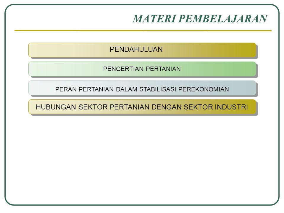 Sumber data bisa didapat dari :  B P S  Departemen Pertanian  Departemen Kehutanan  Departemen Perindustrian dan Perdagangan.