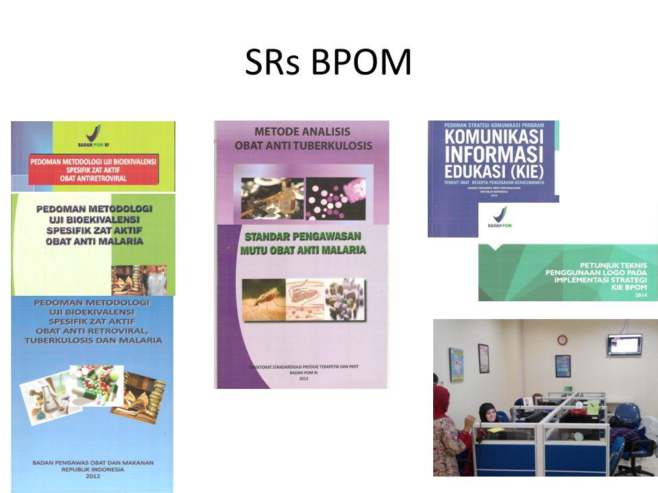 SRs BPOM