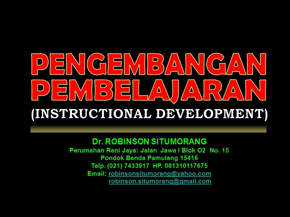 Dr.ROBINSON SITUMORANG Perumahan Reni Jaya: Jalan Jawa I Blok O2 No.