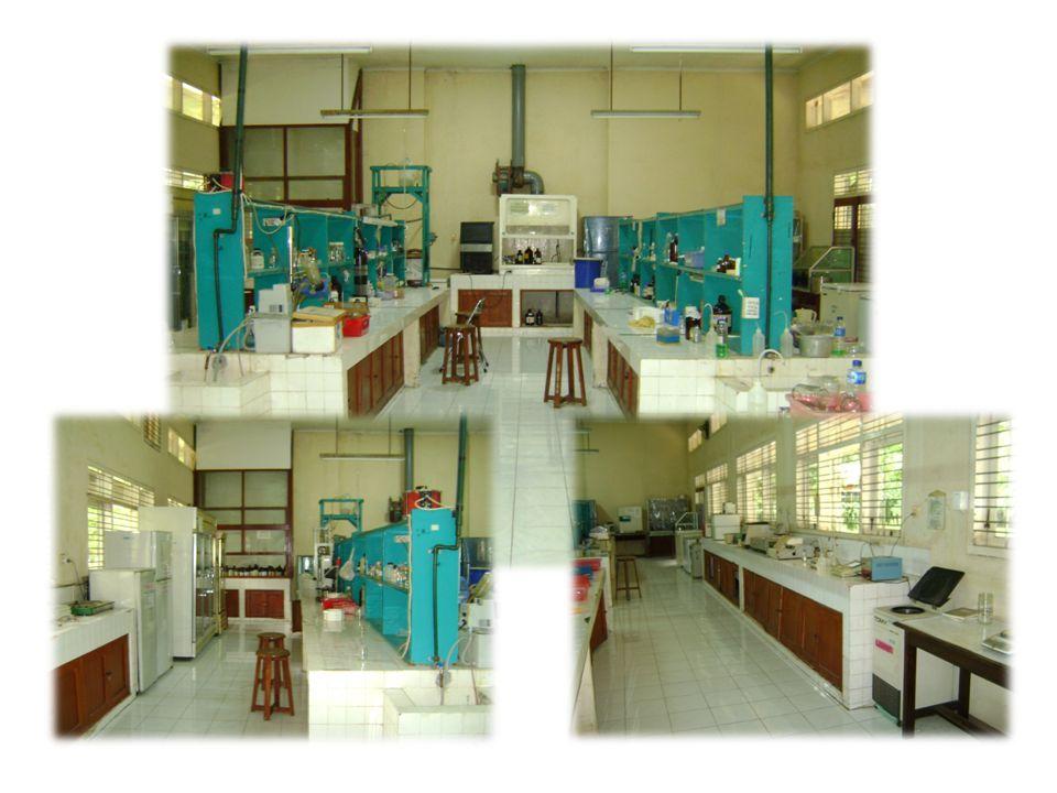  Haruskah semua lab memiliki kelengkapan tata ruang tersebut.
