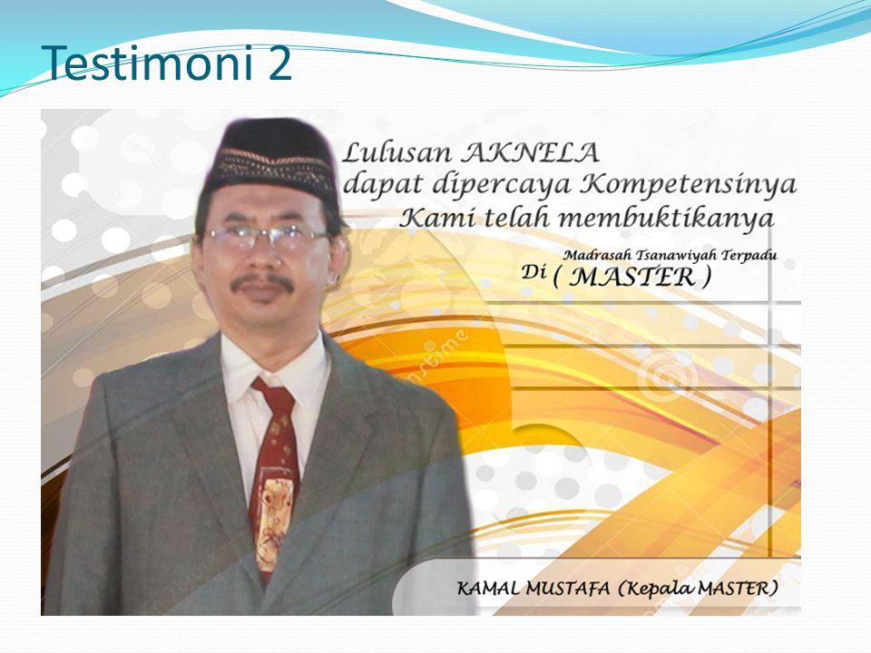 Testimoni 2