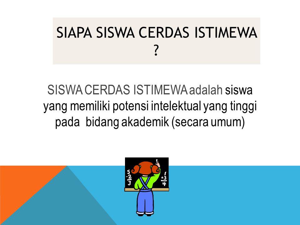 SOSIALISASI KELAS CERDAS ISTIMEWA (CI ) PROGRAM AKSELERASI SD ISLAM AL AZHAR BSD TH 2014-2015