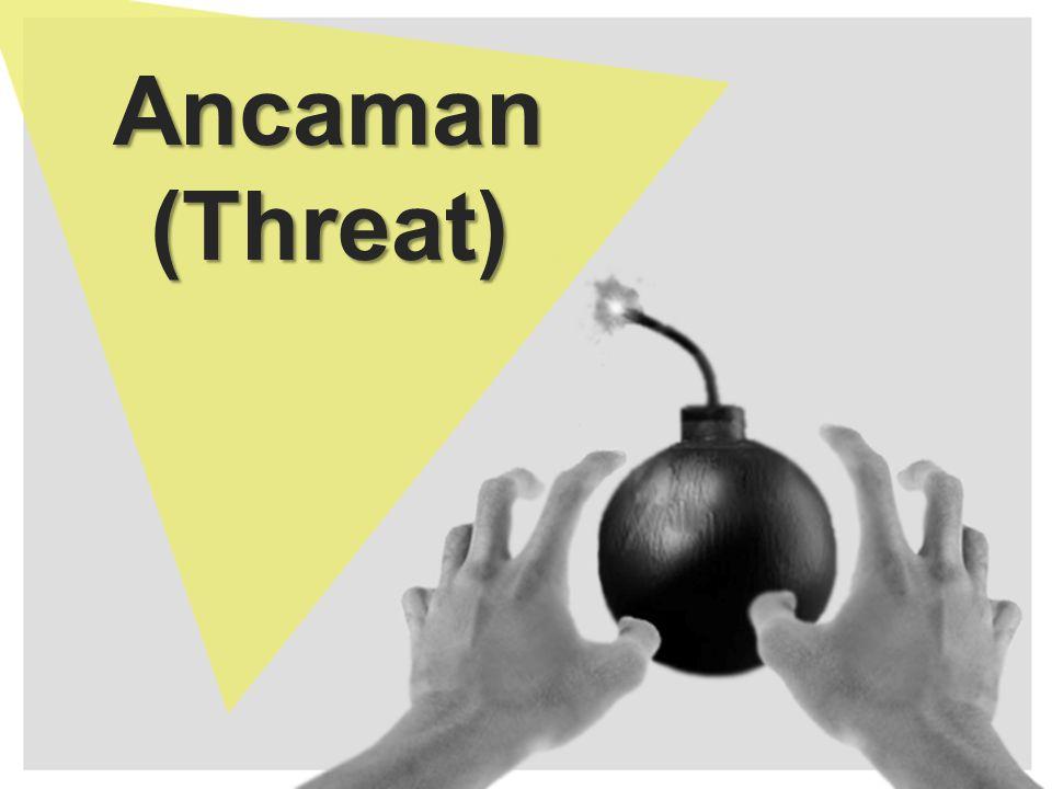 Ancaman(Threat)