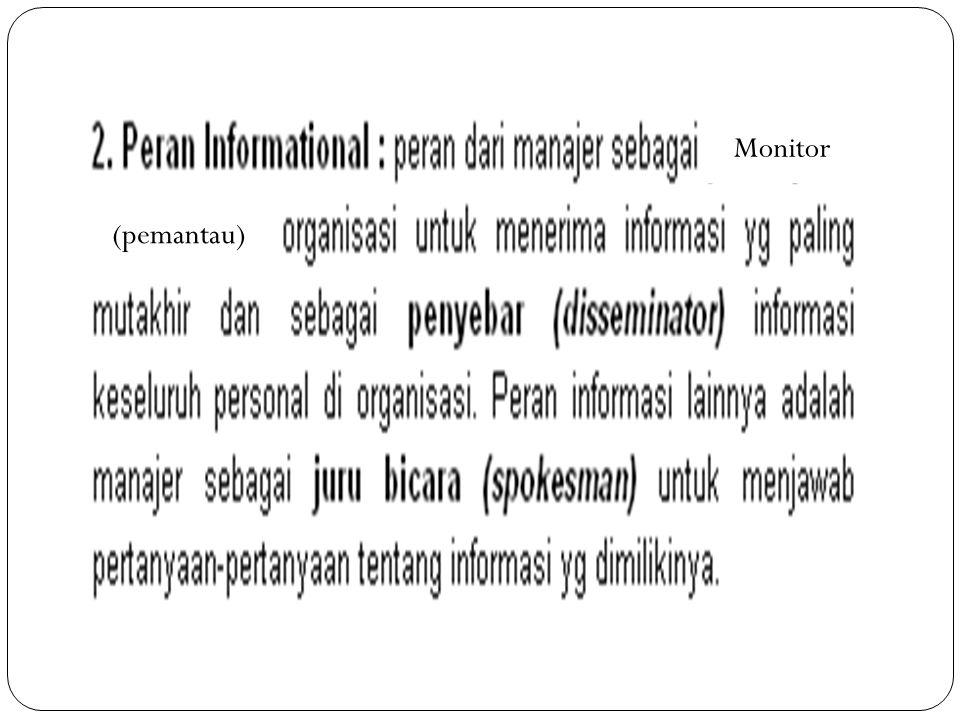 15 Monitor (pemantau)