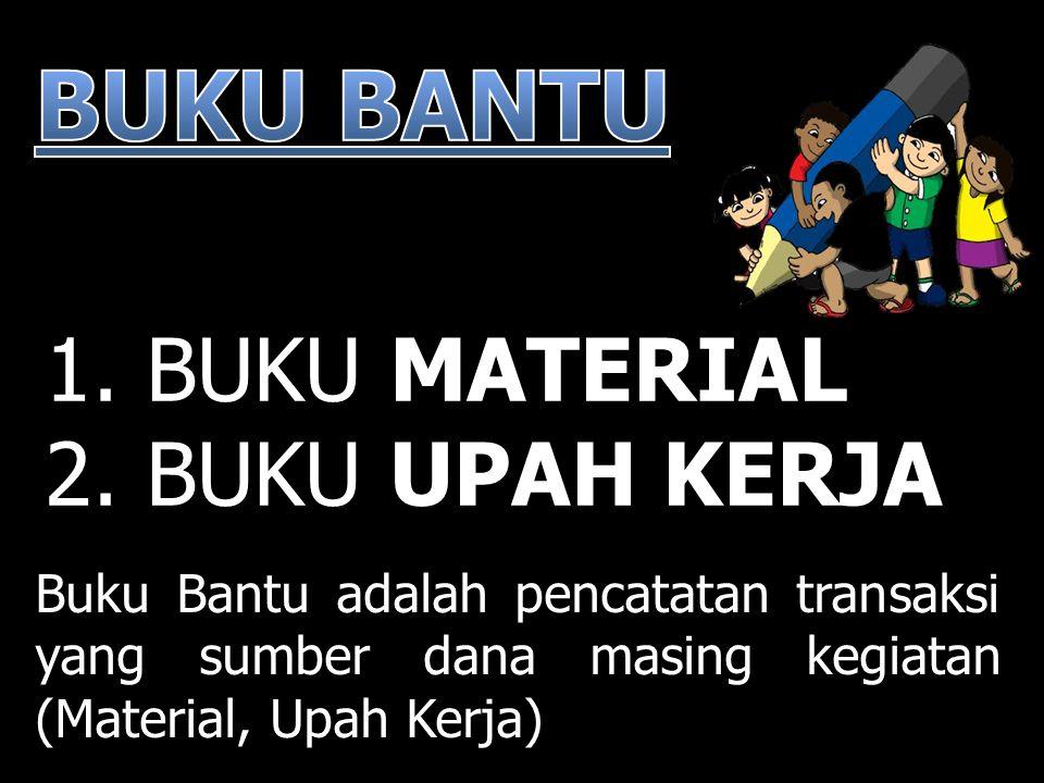 1.BUKU MATERIAL 2.