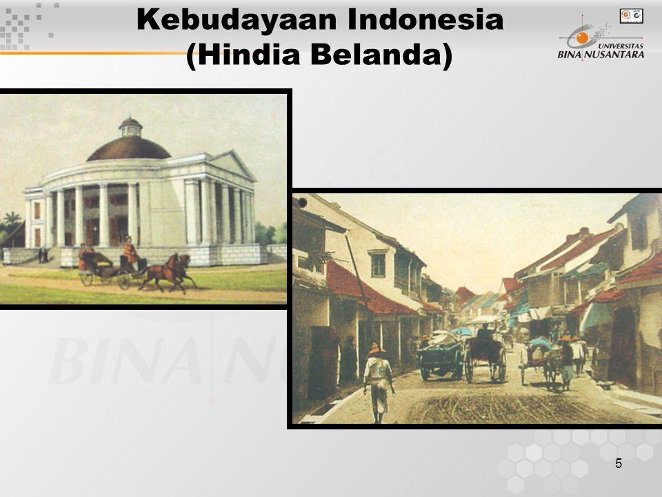 16 Arsitektur Indonesia (Hindia Belanda) Contoh wind wijser