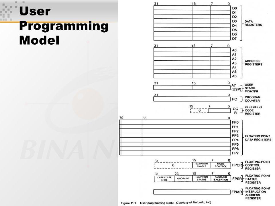 14 User Programming Model