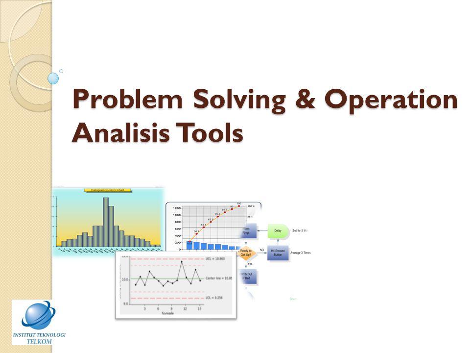 Prosedur Sistematis untuk PSK&E Identifikasi Masalah Mengumpulkan data Menganalisa data Mengembangkan solusi alternatif Memilih solusi Menggunakan solusi Follow up