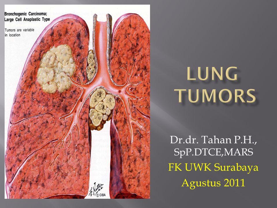 Dr.dr. Tahan P.H., SpP.DTCE,MARS FK UWK Surabaya Agustus 2011