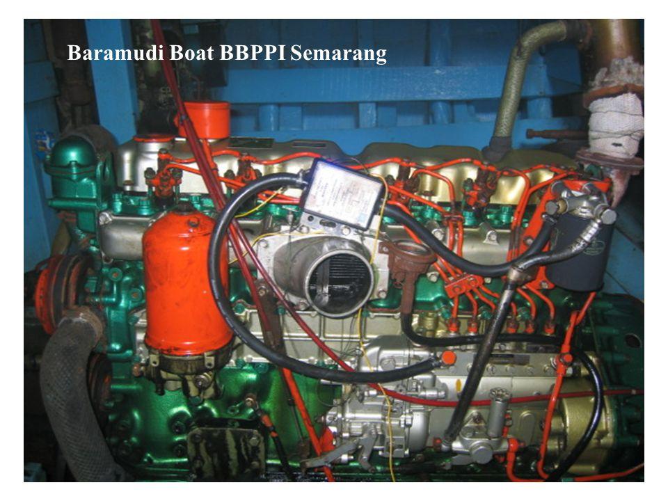 Baramudi Boat BBPPI Semarang