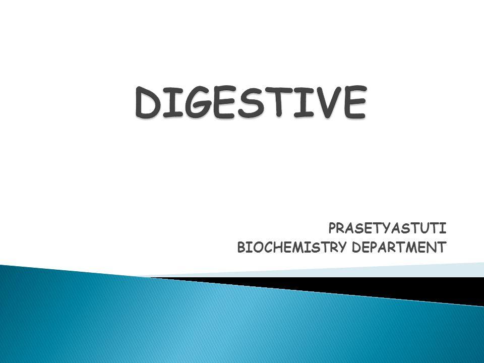 PRASETYASTUTI BIOCHEMISTRY DEPARTMENT