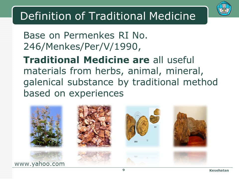 Definition of Drug or Medicine 8
