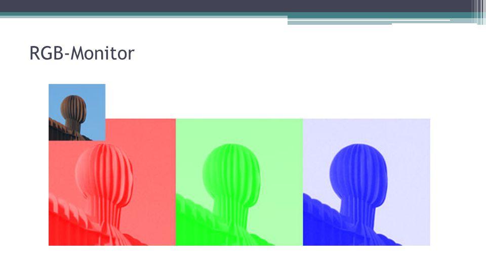 RGB-Monitor