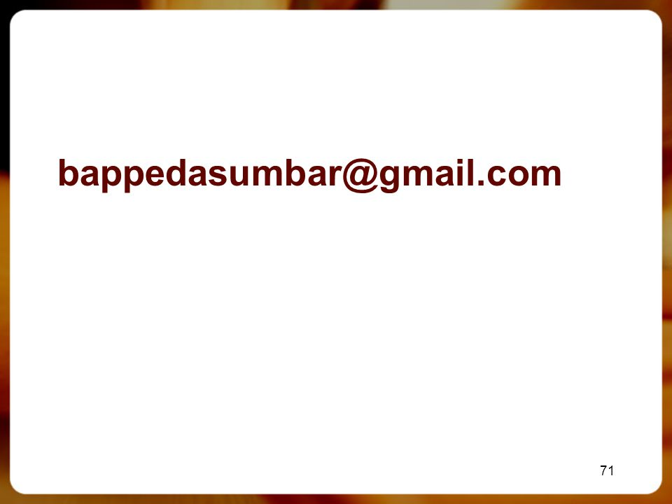 bappedasumbar@gmail.com 71