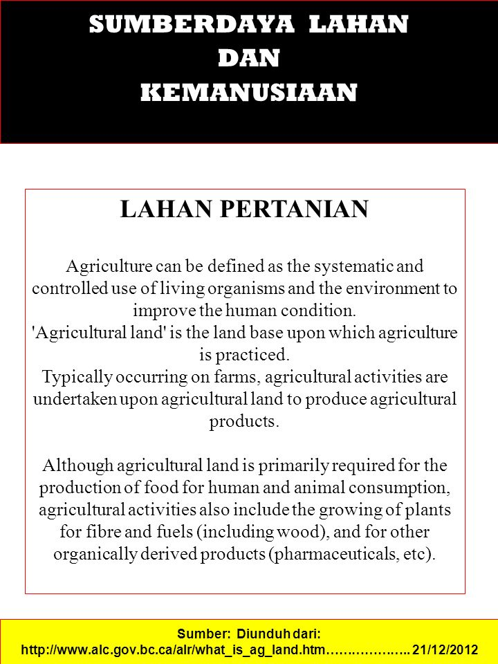PERTANIAN ORGANIK PRINSIP KESEHATAN Organic Agriculture should sustain and enhance the health of soil, plant, animal, human and planet as one and indivisible.