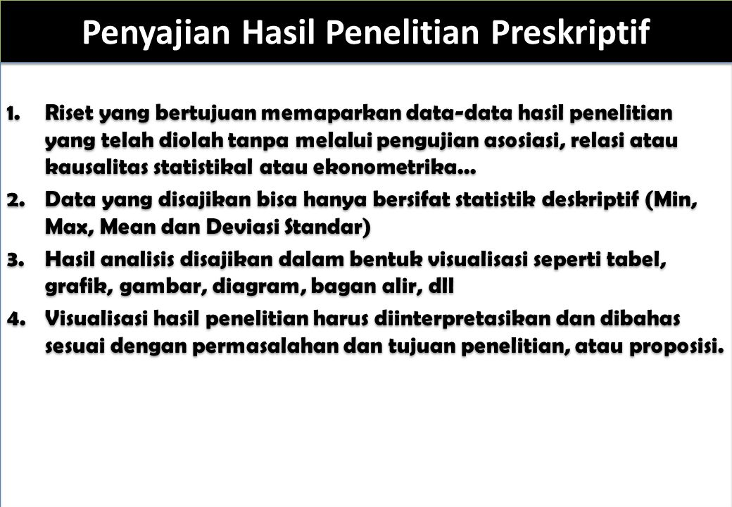 PEMBAHASAN HASIL PENELITIAN (http://writing.colostate.edu/guides/page.cfm?pageid=1565) Discussion This section centers on speculation.