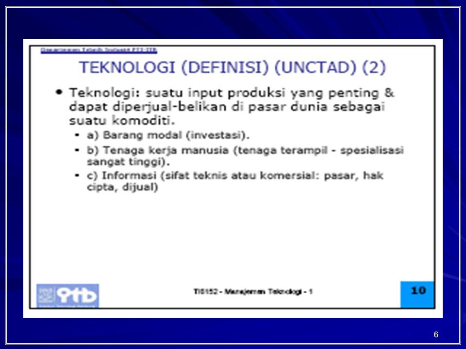 197 Definisi Inovasi ( Bordogna, 1997) : A concurrent, interactive, and nonlinear activity.