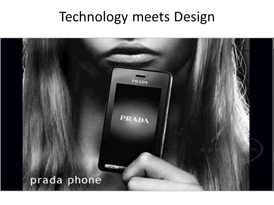 Technology meets Design