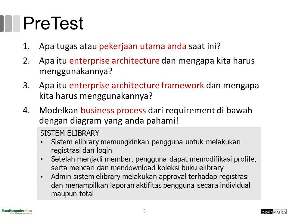 1.5 Enterprise Architecture Tools 46
