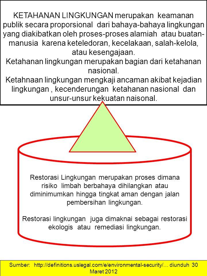 KETAHANAN PANGAN (SUMBER: http://en.wikipedia.org/wiki/Food_security) Tingkat konsumsi pangan berhubungan langsung dnegan kemiskinan.