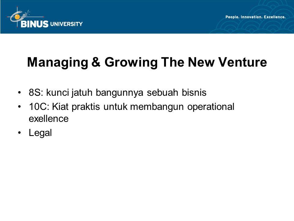 Ending the Venture McGraw-Hill/Irwin Entrepreneurship, 7/e Copyright © 2008 The McGraw-Hill Companies, Inc.