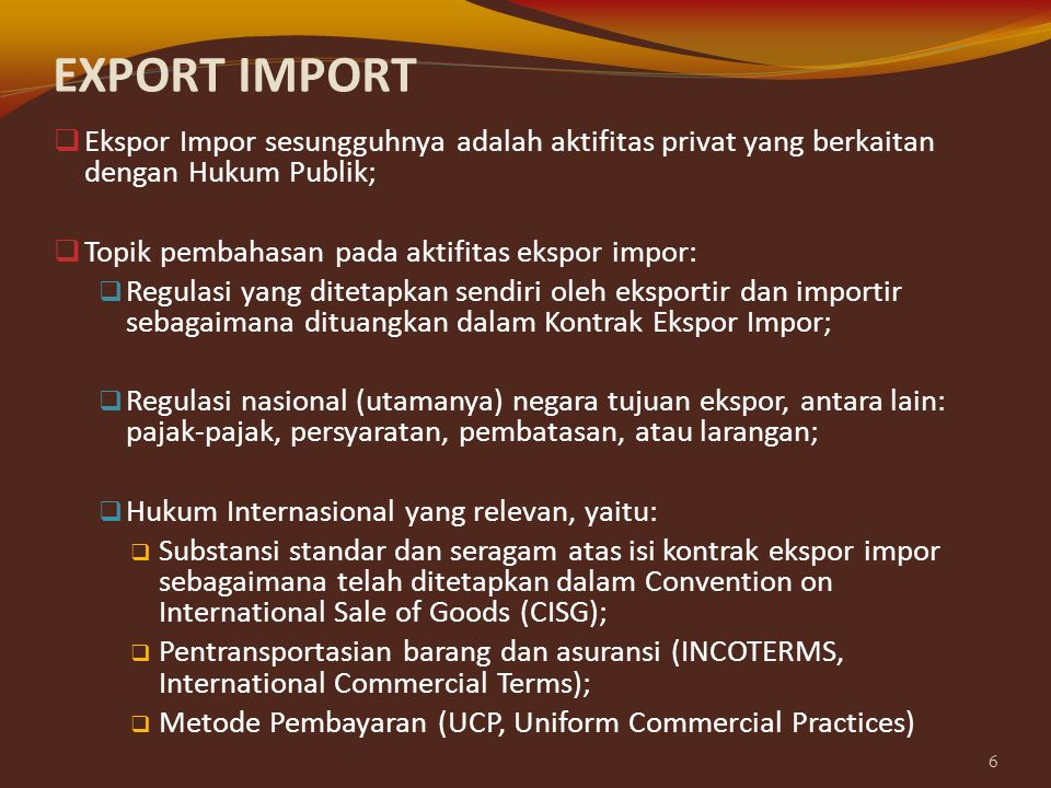cisg and incoterms