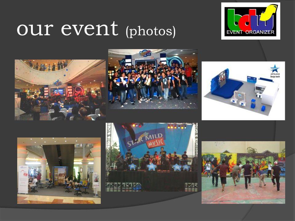 our event (photos)