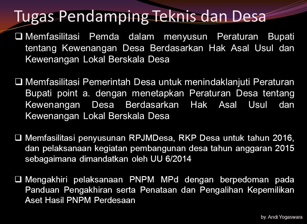 by. Eka Setia Darma Putra