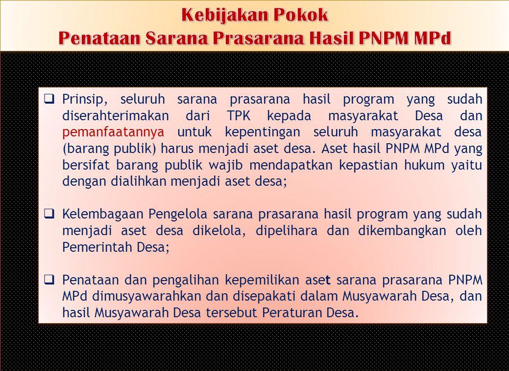 Alur Penyelesaian Tahapan Kegiatan PNPM MPd Sosialisasi  MAD di Kec.  Musdes di Desa 1 Fasiltiasi Penyelesaian  Pendampingan oleh FK/Pend. Desa, KP